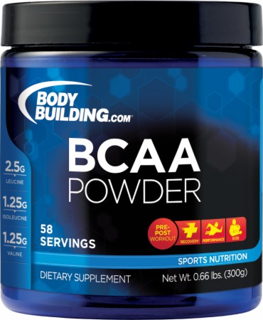 Bodybuilding.com Foundation Series BCAA Powder